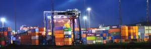 Transport morski – nabrzeże kontenerowe GCT Gdynia